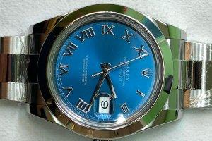 Часы Rolex после ремонта