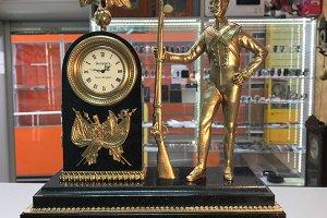 Часы после реставрации