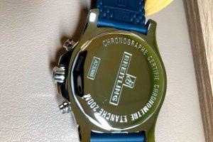 Полировка часов Breitling Colt