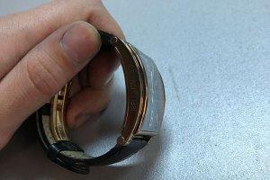 "Часы ""Cerrutti"", замена стекла"
