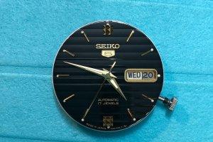Часы Сейко после ремонта